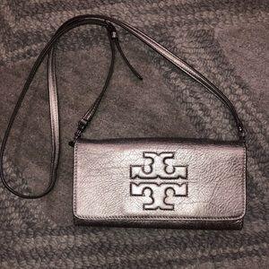 Tory Burch crossbody bag.